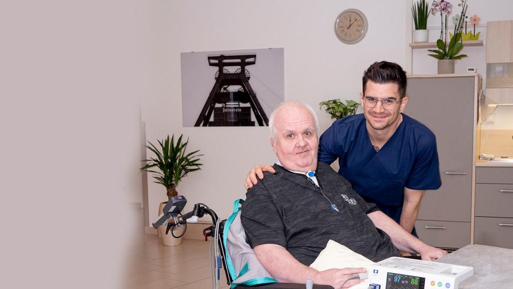Clivia Intensivpflege Niederrhein Wohngemeinschaft Menschen