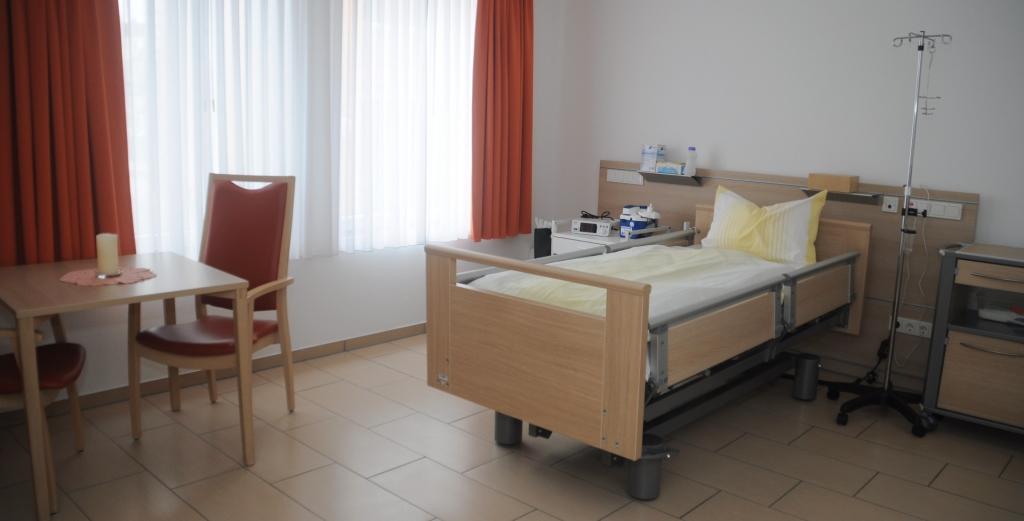 Intensivpflege Emmerich Zimmer