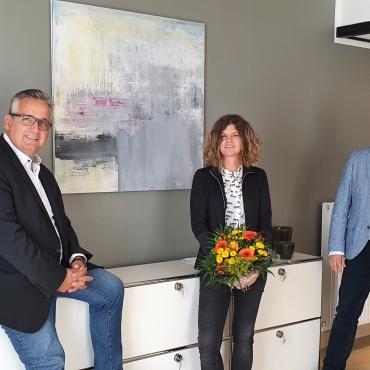 Clivia Geschäftsführung erweitert